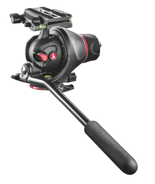 Photo-video tripod head Manfrotto O55