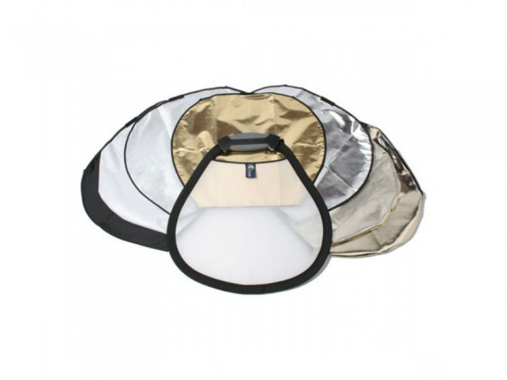 Litepanel triflip reflector