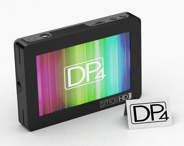 smallHD DP4-EVF