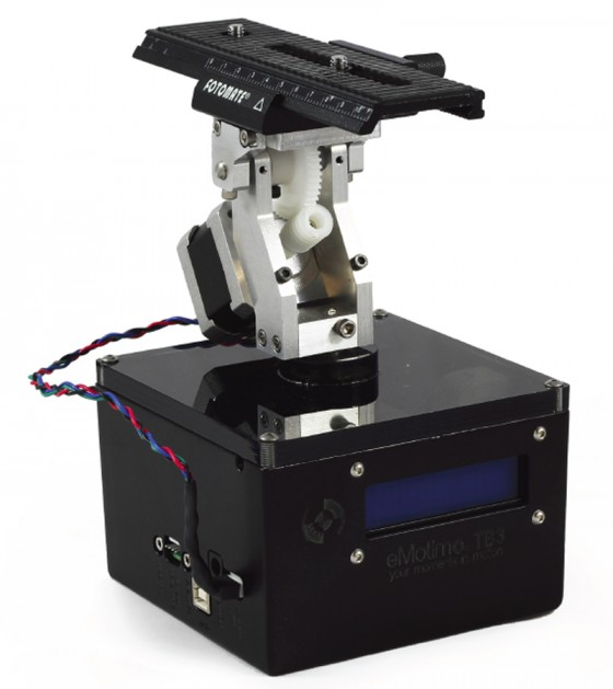TB3 Black 3-axis motion control