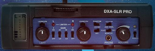 Beachtek-DXA-SLR PRO
